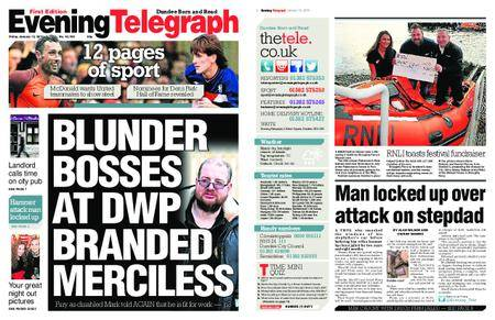 Evening Telegraph First Edition – January 12, 2018