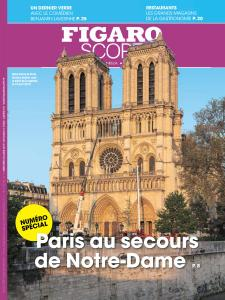 Le Figaroscope - 24 Avril 2019