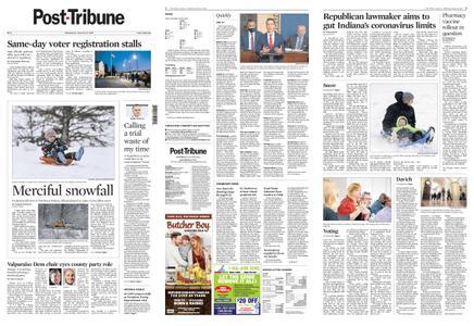 Post-Tribune – January 27, 2021