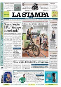 La Stampa Imperia e Sanremo - 4 Dicembre 2017