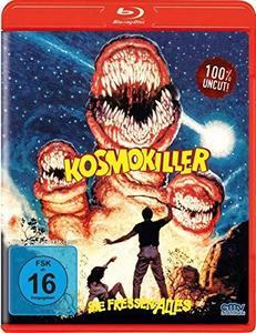 The Deadly Spawn (1983) Kosmokiller + Extras