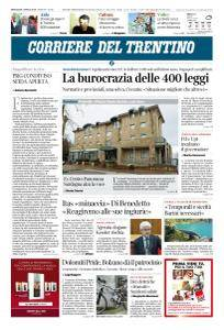 Corriere del Trentino - 4 Aprile 2018