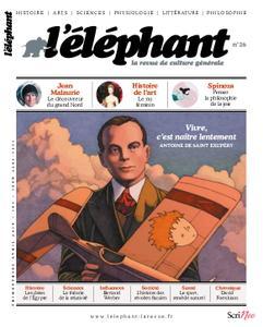 L'éléphant - avril 2019