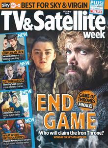 TV & Satellite Week - 18 May 2019