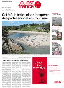 Ouest-France Édition France – 28 août 2021