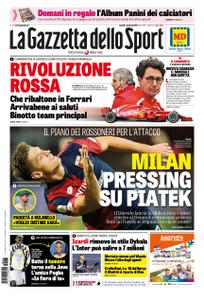 La Gazzetta dello Sport Sicilia – 07 gennaio 2019