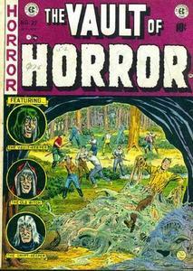 Vault Horror Comics