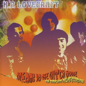 H.P. Lovecraft - Dreams in the Witch House: The Complete Phillips Recordings (2005)