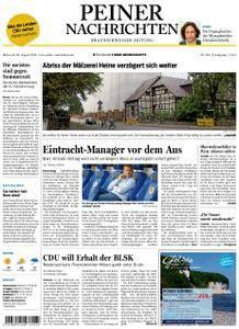 Peiner Nachrichten - 29. August 2018