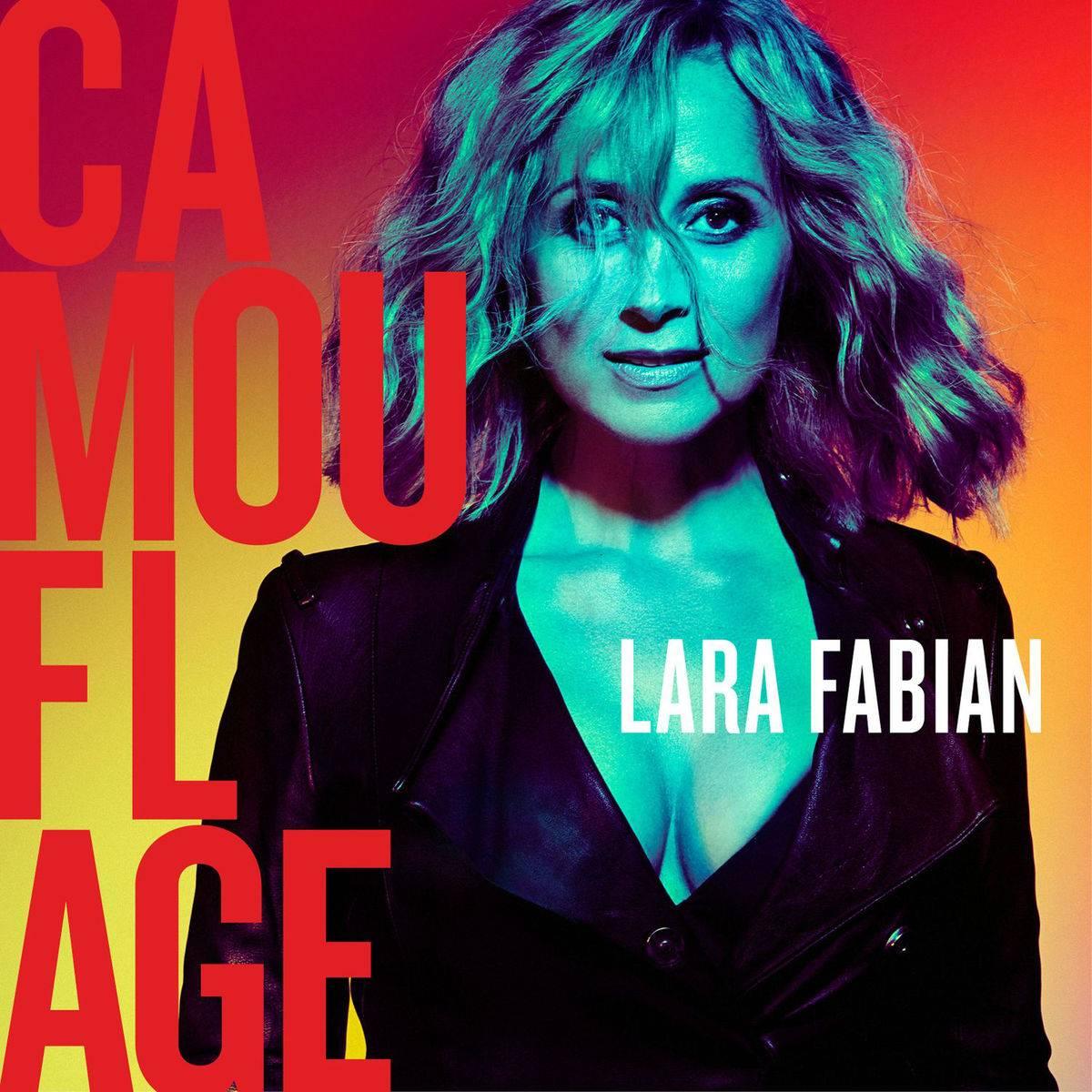 Lara Fabian - Camouflage (2017) [Official Digital Download 24/96]