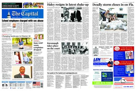 The Capital – October 10, 2018