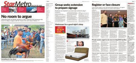 The Star Malaysia - Metro South & East – 25 April 2019