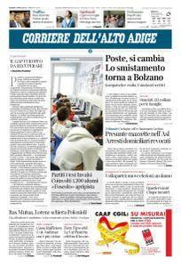 Corriere dell'Alto Adige - 5 Aprile 2018