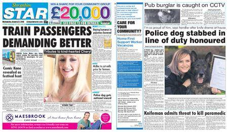 Shropshire Star Shrewsbury Edition – January 31, 2018