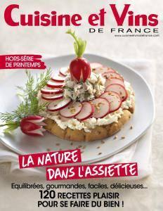 Cuisine et Vins de France Hors-Série N.37 - Printemps 2017