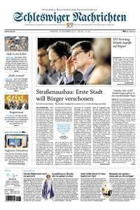 Schleswiger Nachrichten - 13. November 2017