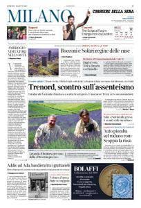 Corriere della Sera Milano - 10 Giugno 2018