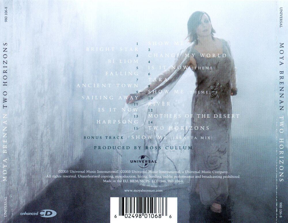 Moya Brennan - Two Horizons Celtic (2004)