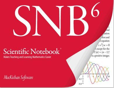 Scientific Notebook 6.0.29