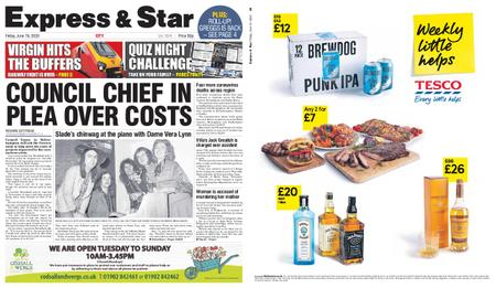 Express and Star City Edition – June 19, 2020