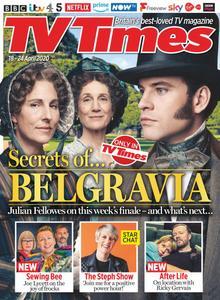 TV Times - 18 April 2020