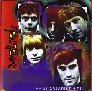 The Yardbirds - 25 Greatest Hits (1992)