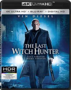 The Last Witch Hunter - L'ultimo Cacciatore Di Streghe / The Last Witch Hunter (2015)