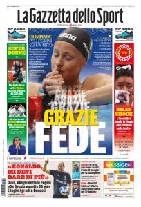 La Gazzetta dello Sport Nazionale - 28 Luglio 2021