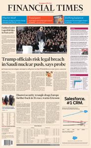 Financial Times Europe - 20 February 2019