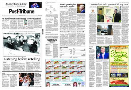 Post-Tribune – April 05, 2019
