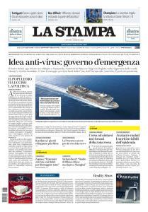 La Stampa Torino Provincia e Canavese - 27 Febbraio 2020