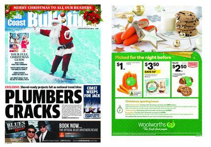 The Gold Coast Bulletin – December 24, 2019