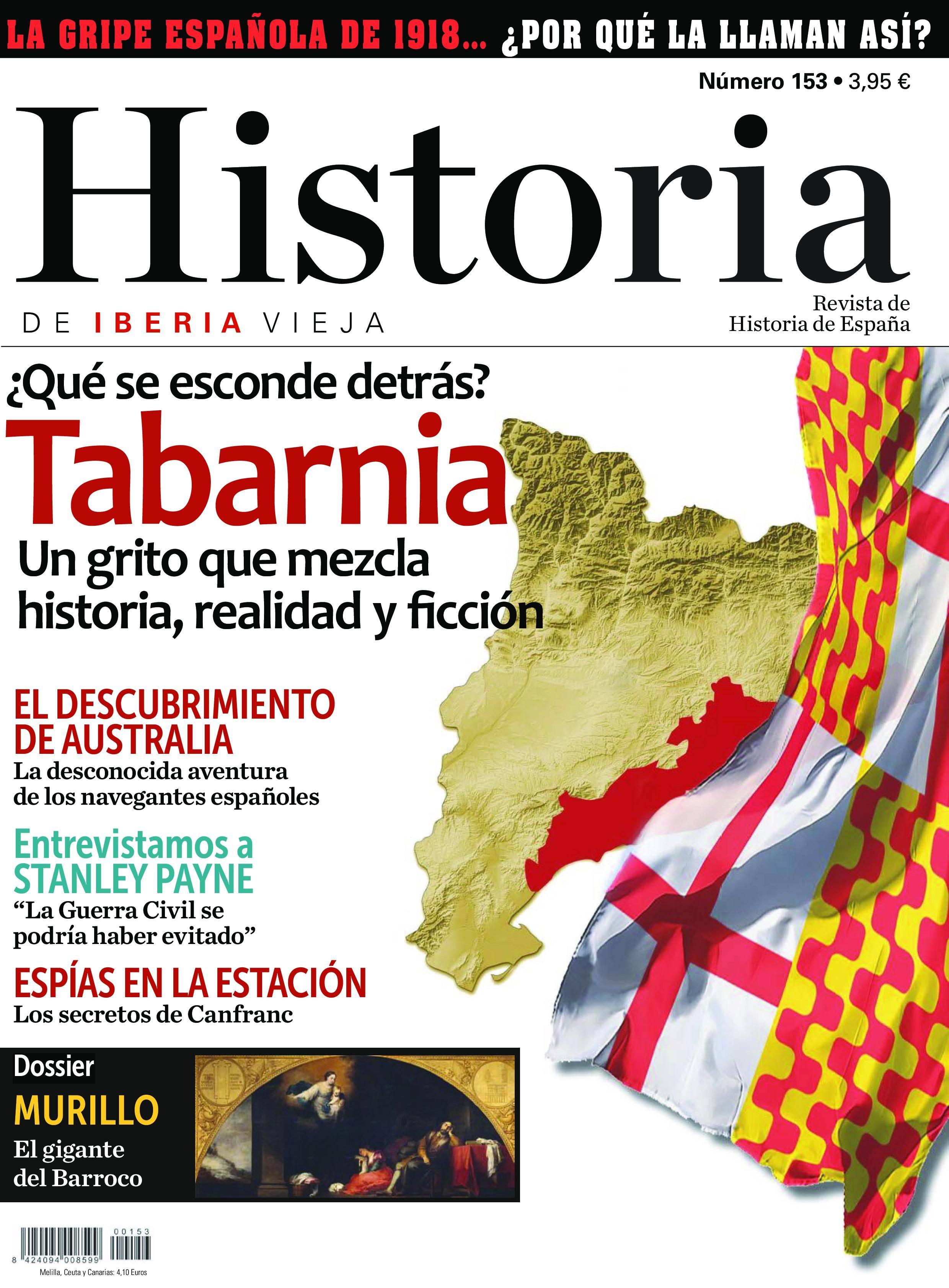 Historia de Iberia Vieja - marzo 2018