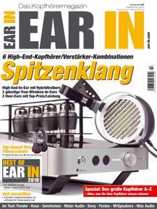 Ear In – Mai 2019