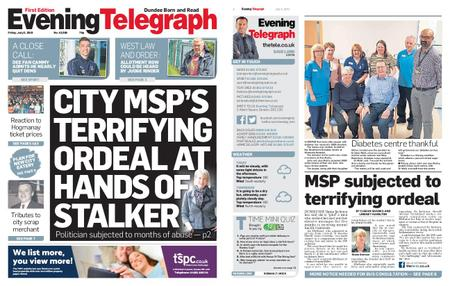 Evening Telegraph First Edition – July 05, 2019