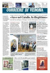 Corriere di Verona - 16 Marzo 2018