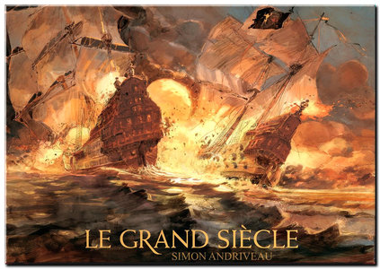 Andriveau - Le Grand siècle - Tomes 1 à 3 - (re-up)