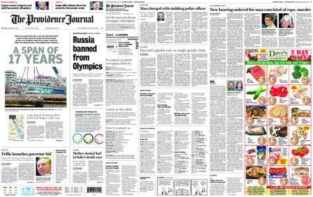 The Providence Journal – December 06, 2017
