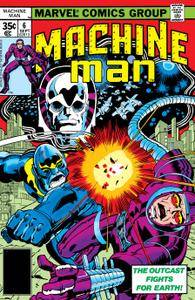Machine Man 006 1978 Digital Shadowcat-Empire