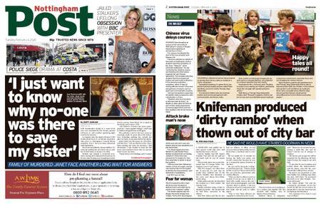 Nottingham Post – February 04, 2020