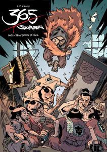 Dark Horse-365 Samurai And A Few Bowls Of Rice 2009 Retail Comic eBook