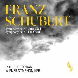 Philippe Jordan, Wiener Symphoniker - Schubert: Symphonies 7 & 8 (2015) [Official Digital Download 24/96]