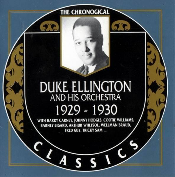 Duke Ellington and His Orchestra - 1929-1930 (1991)