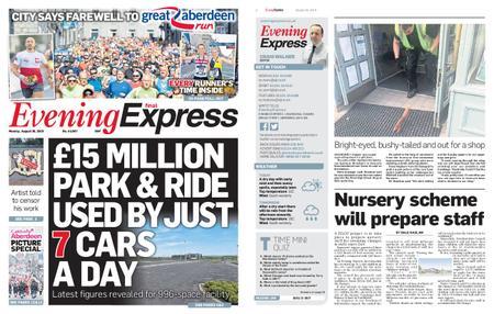Evening Express – August 26, 2019