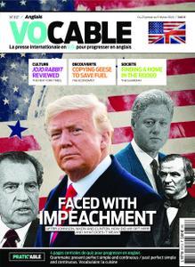 Vocable Anglais – 23 janvier 2020