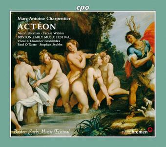 Paul O'Dette, Stephen Stubbs, Boston Early Music Festival Vocal & Chamber Ensemble - Charpentier: Acteon (2010)