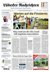 Lübecker Nachrichten Bad Schwartau - 28. Juli 2018