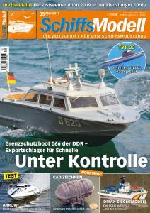 SchiffsModell - Mai 2019