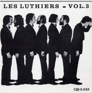 Les Luthiers - Volumen 3 (1973)