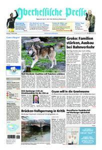 Oberhessische Presse Marburg/Ostkreis - 03. Februar 2018